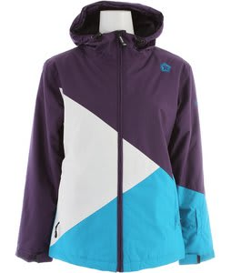 Sessions Crosscheck Snowboard Jacket Purple