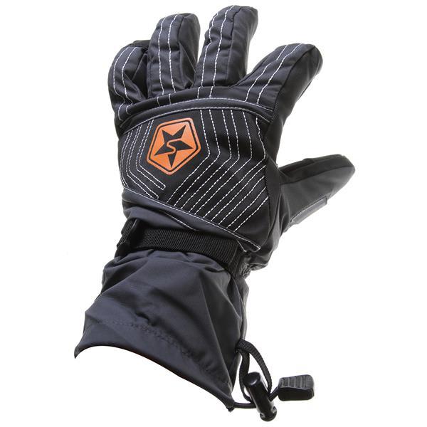 Sessions D3O Gauntlet Gloves