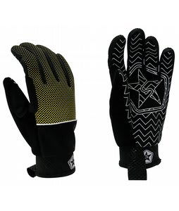 Sessions M Dazed Pipe Gloves Citron