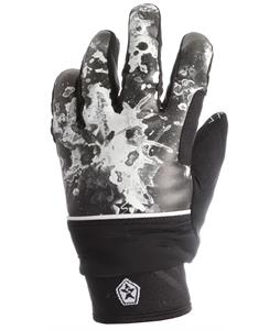 Sessions Dazed Splat Gloves Black Splat