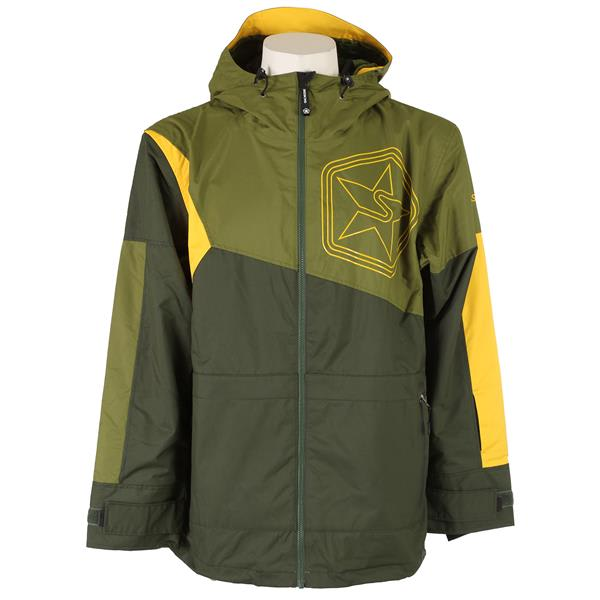 Sessions Decon Colorblock Snowboard Jacket