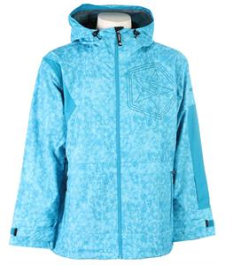 Sessions Decon Glacier Snowboard Jacket Bright Blue Glacier