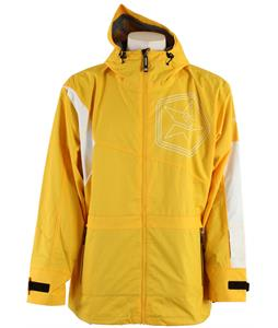Sessions Decon Snowboard Jacket Yellow