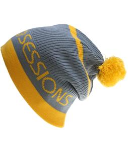 Sessions Double Agent Beanie Yellow