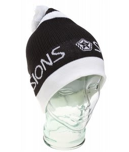 Sessions Double Agent Beanie Black