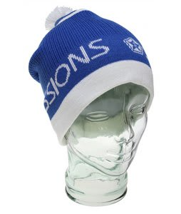 Sessions Double Agent Beanie Blue Royale