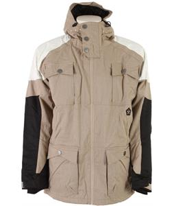 Sessions Ecto Jacket Khaki