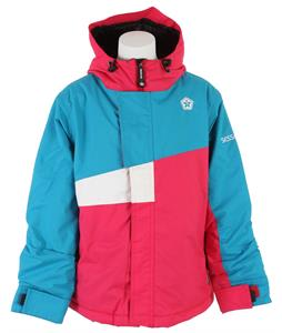 Sessions Edge Snowboard Jacket Pink