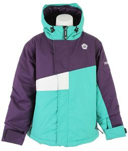 Sessions Edge Snowboard Jacket Teal
