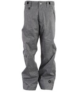Sessions Envoy Heather Snowboard Pants Grey Heather