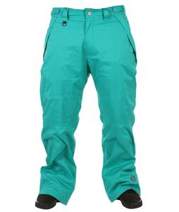Sessions Envoy Snowboard Pants Aqua