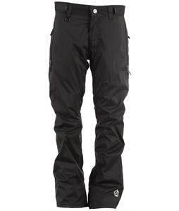 Sessions Envy Snowboard Pants Black
