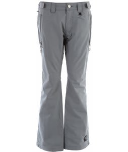 Sessions Envy Snowboard Pants Grey