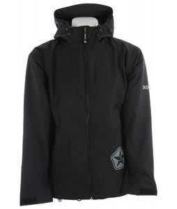 Sessions Evolution Snowboard Jacket Black