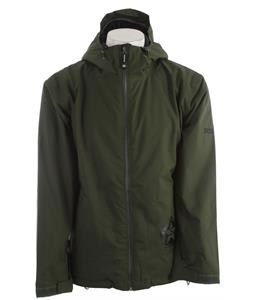 Sessions Evolution Snowboard Jacket Pine