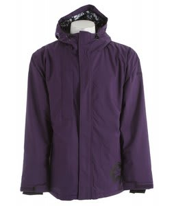Sessions Evolution Snowboard Jacket Purple