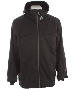 Sessions Fighter Snowboard Jacket Black