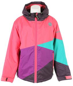 Sessions Flash Snowboard Jacket Pink