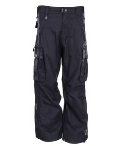 Sessions Flight Ski Pants Black Magic