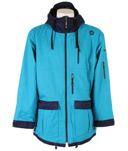 Sessions Form Snowboard Jacket Bright Blue