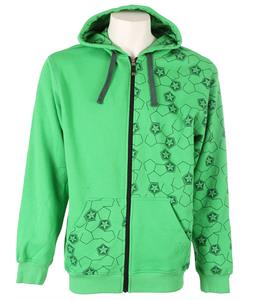 Sessions Franken Hoodie Kelly Green