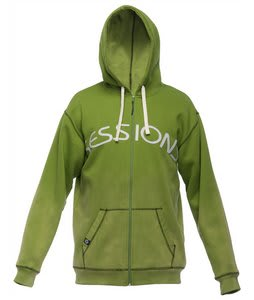Sessions Freshman Hoodie Lime
