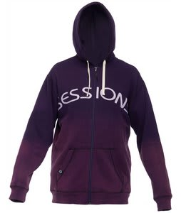 Sessions Freshman Hoodie Deep Purple