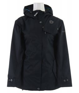 Sessions Galaxy Snowboard Jacket Black