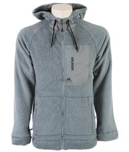 Sessions Genus Hoodie Grey