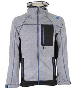 Sessions Glider Fleece Grey