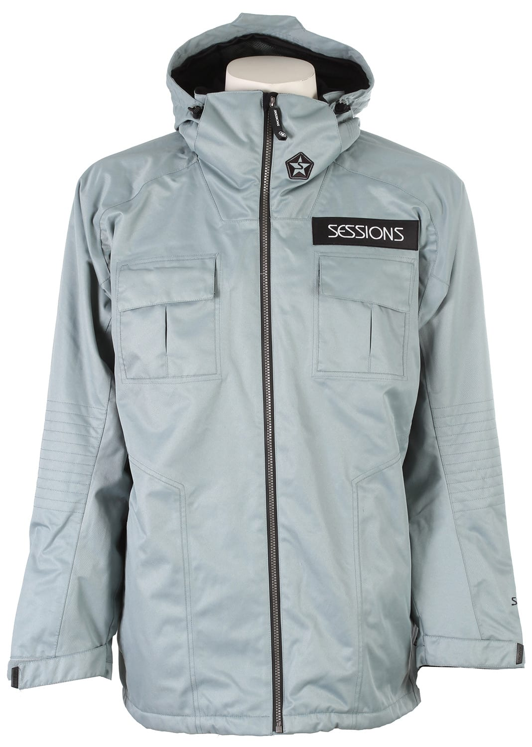 On Sale Sessions Gopro Snowboard Jacket Up To 60 Off