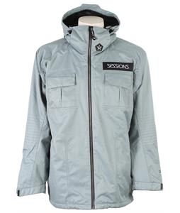 Sessions GoPro Snowboard Jacket Grey