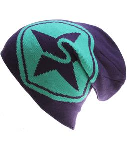 Sessions Grande Beanie Purple