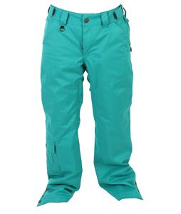 Sessions Great Heights Snowboard Pants Aqua