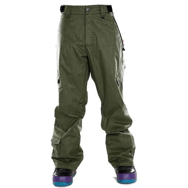 Sessions Gridlock Heather Snowboard Pants