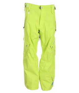 Sessions Gridlock Snowboard Pants Kiwi