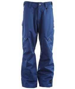 Sessions Gridlock Shell Snowboard Pants Blue