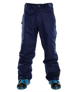 Sessions Gridlock Shell Snowboard Pants Navy