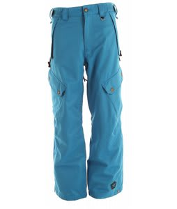 Sessions Gridlock Snowboard Pants True Blue