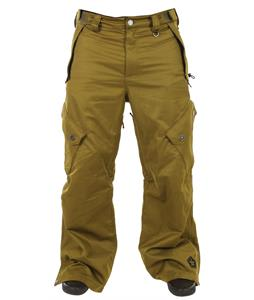 Sessions Gridlock Snowboard Pants Olive