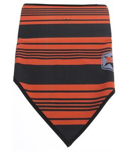 Sessions Heather Stripe Facemask Orange Heather Stripe