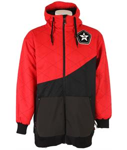Sessions Humphreys Snowboard Jacket Red