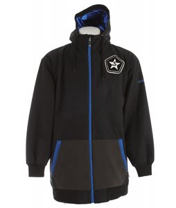 Sessions Humphreys Snowboard Jacket Black