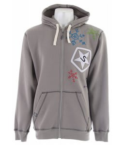 Sessions In The Hood Hoodie Light Grey