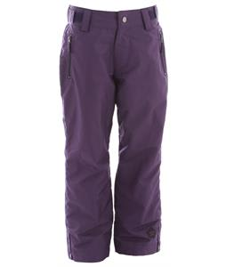 Sessions Incline Snowboard Pants Purple 