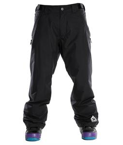 Sessions Incline Snowboard Pants Black
