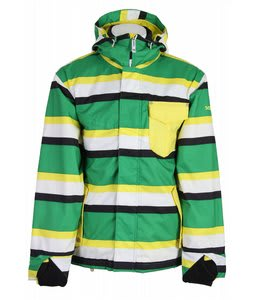 Sessions Ignition Ski Jacket Turf Fatty Stp