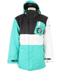 Sessions Iso Snowboard Jacket Teal