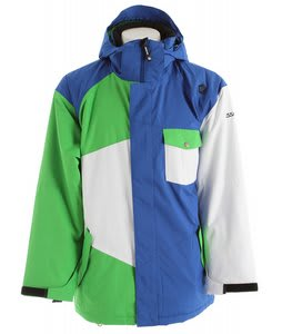Sessions Istodis Snowboard Jacket Blue Royale