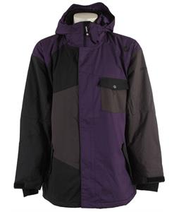Sessions Istodis Snowboard Jacket Purple